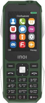 Мобильный телефон Inoi 244Z (хаки)