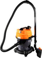 Пылесос Endever Spectre 6021 (серый/оранжевый) -