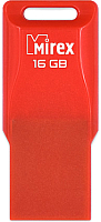 Usb flash накопитель Mirex Mario 16GB (13600-FMUMAR16) (красный) -