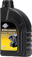 Моторное масло Fuchs Silkolene V-Twin 20W50 / 600986278 (1л) -