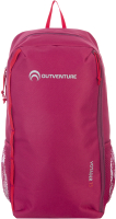 Рюкзак туристический Outventure S19EOUOB022-84 (бордовый) -