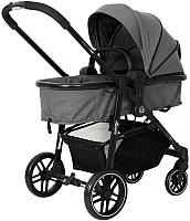 Детская универсальная коляска Rant Azure 2 в 1 / RA147 (Alu Graphite) -