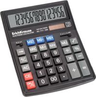 Калькулятор Erich Krause DC-777-16N / ЕК37776 -