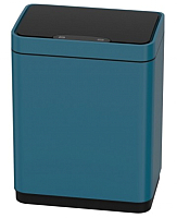 Сенсорное мусорное ведро JAVA Vagas (12л, синий) -