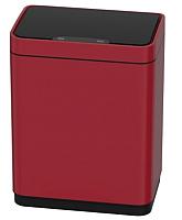 Сенсорное мусорное ведро JAVA Vagas (12л, красный) -