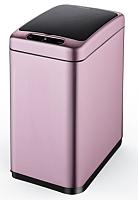 Сенсорное мусорное ведро JAVA Mary (8л, розовое золото) -