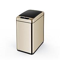 Сенсорное мусорное ведро JAVA Mary (8л, золото) -