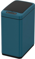 Сенсорное мусорное ведро JAVA Mary (8л, синий) -