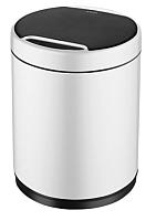 Сенсорное мусорное ведро JAVA Midy (12л, белый) -