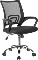 Кресло офисное Mio Tesoro Смэш AF-C4021 (черный) -