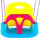 Качели Midzumi M007864 (голубой/желтый/малиновый) -