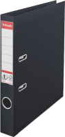 Папка-регистратор Esselte №1 / 811470 (черный) -