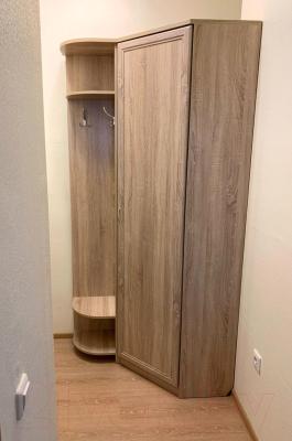 Угловое окончание для шкафа Уют Сервис Гарун 303 (венге) - Фото товара другого цвета в интерьере