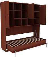 Комплект мебели для спальни Уют Сервис Гарун К03 (итальянский орех) -