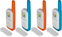 Комплект раций Motorola Talkabout T42 Quad Pack (4шт) -