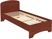 Односпальная кровать Уют Сервис Гарун КМ09 (итальянский орех) -