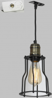 Трековый светильник Lussole LSP-9610-TAW -
