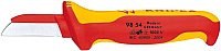 Нож электромонтажный Knipex 9854 -