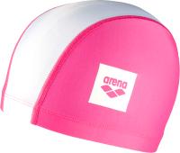 Шапочка для плавания ARENA Unix II Jr / 02384105 (розовый/белый) -