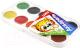 Акварельные краски Lori Акл-003 (10цв) -