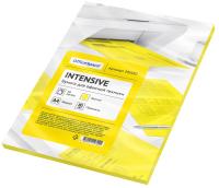 Бумага OfficeSpace 245182 (50л, интенсив желтый) -