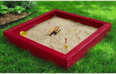 Песочница Можга Р903 (красный)