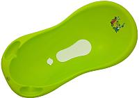 Ванночка детская Maltex Мишка и друзья / 5382 (зеленый) -
