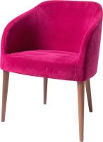 Кресло мягкое ФорестДекоГрупп Роз (Jaguar-13, бордовый) -
