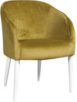 Кресло мягкое ФорестДекоГрупп Роз (Jaguar-06, темно-зеленый) -