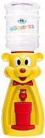 Раздатчик воды АкваНяня Мышка / SK40734 (желтый/красный) -