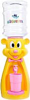 Раздатчик воды АкваНяня Мышка / SK40735 (желтый/розовый) -