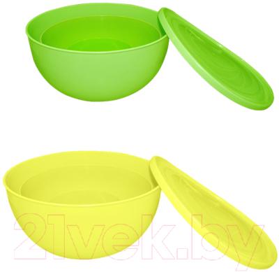 Набор салатников Plastic Republic ПЦ1908