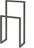 Вешалка для одежды Millwood 48x25x90 (металл черный) -