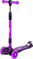 Самокат Ridex 3D Tiny Tot (фиолетовый) -
