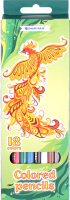 Набор цветных карандашей Darvish Жар-птица / DV-119-18 (18шт) -