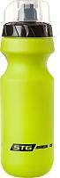 Бутылка для воды STG CSB-542M / Х88767 с крышкой (зеленый) -