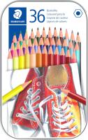 Набор цветных карандашей Staedtler 175 М36 -