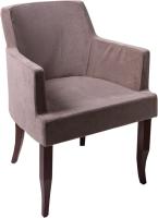 Кресло мягкое ФорестДекоГрупп Ягуар (Jaguar-03, серый) -
