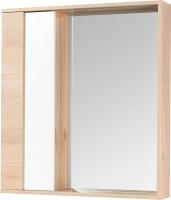 Шкаф с зеркалом для ванной Акватон Бостон 75 (1A240302BN010) -