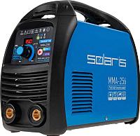 Инвертор сварочный Solaris MMA-256 -