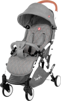 Детская прогулочная коляска Carrello Pilot / CRL-1418/1 (Shadow Grey) -
