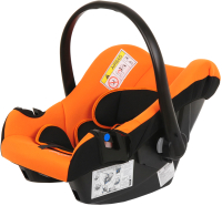 Автокресло Bambola KRES2932 (черный/оранжевый) -