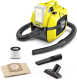 Пылесос Karcher WD 1 Compact Battery (1.198-300.0) -
