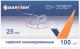 Скрепки Darvish DV-3367 (25мм, 100шт) -