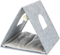 Домик для животных Trixie Junior 36274 (светло-серый) -
