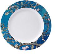 Тарелка столовая мелкая Белбогемия Ван Гог. Цветущий миндаль RN10093-Z042 / 86270 -