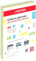 Бумага deVente 2072709 (5цв) -