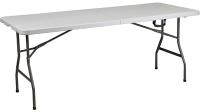 Стол складной Седия Складной 180x75.5x73 (белый) -