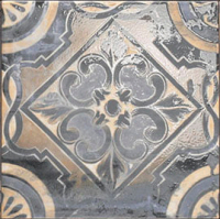 Декоративная плитка Mainzu Ricordi Azurro (200x200) -
