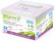 Ватные палочки Masmi Natural Cotton детские гигиенические (56шт) -
